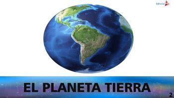 EL PLANETA TIERRA PARA NIÑOS PARA IMPRIMIR by Editorial MD ...