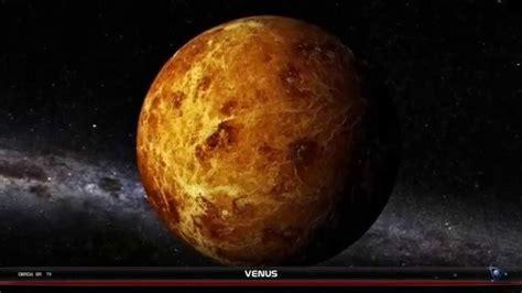 El planeta Venus - YouTube