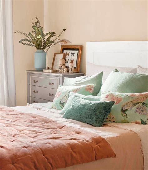El poder de las telas: un dormitorio, cuatro estilos ...