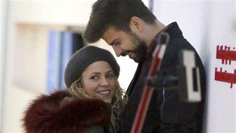 El posado de Shakira y Piqué conjuntados que ha ...