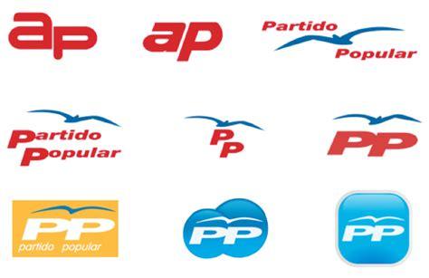 El PP le da la vuelta a su logotipo: un círculo con las ...