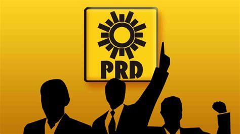 El PRD define hoy el método para elegir a sus candidatos ...