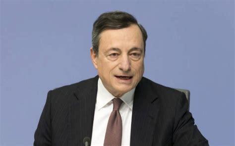 El presidente del BCE asegura que el desempleo juvenil ...