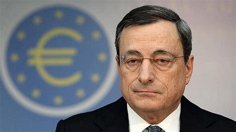 El presidente del BCE, Mario Draghi - ABC.es
