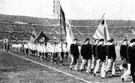 El primer País en ganar la copa Mundial de Fútbol de 1930 ...
