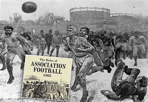 El primer partido de fútbol en la historia, 19 Diciembre ...