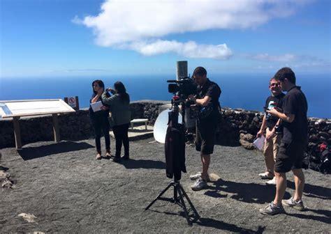 El programa 'La Aventura del Saber' de la 2 de TVE graba ...