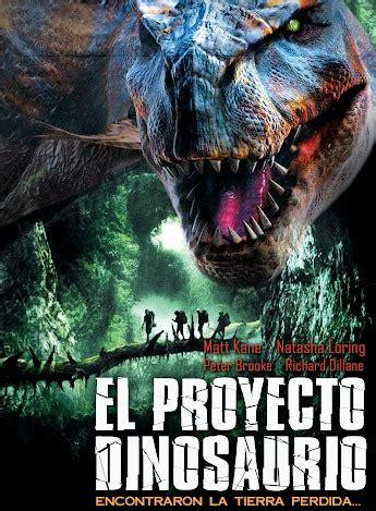 El proyecto dinosaurio (2012)[DVDRIP][Sub Español][1 link ...