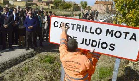 El pueblo de 'Castrillo Matajudíos' cambia de nombre ...