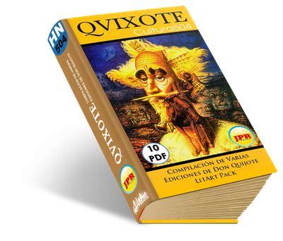 El Quijote varias ediciones PDF : Cuatross Servicios Digitales