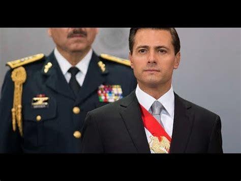El Quinto Informe de Peña Nieto en frases - YouTube