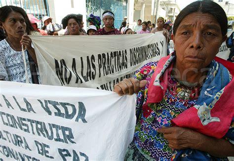 El racismo un mal enquistado en Guatemala
