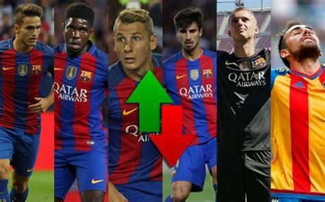 El ránking de los fichajes del FC Barcelona 2016 2017
