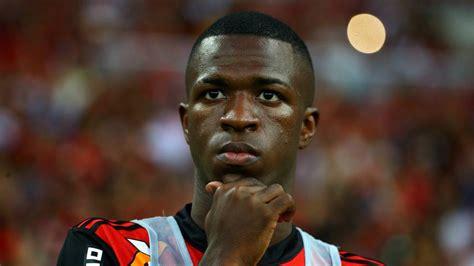 El Real Madrid ficha a Vinicius Junior, un brasileño de 16 ...
