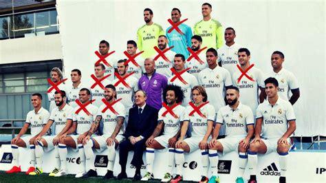 El Real Madrid ya ha perdido a 14 jugadores por lesión ...