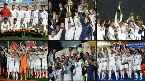 El Real Madrid ya tiene más Mundiales que Brasil