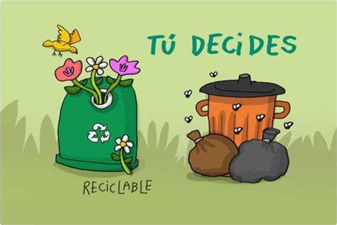 El reciclaje   cienciaybiologia.com