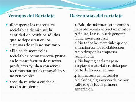 El Reciclaje.   ppt video online descargar