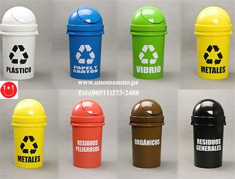 El Reciclaje Según Sus Colores: El Reciclaje Según Sus Colores
