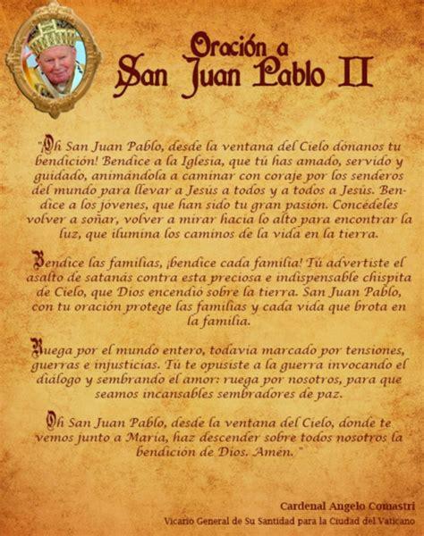 El recién canonizado San Juan Pablo II ya tiene su propia ...