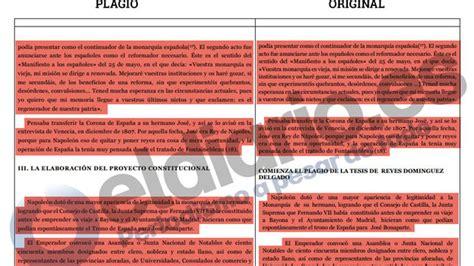 El rector de la Universidad Rey Juan Carlos plagió también ...