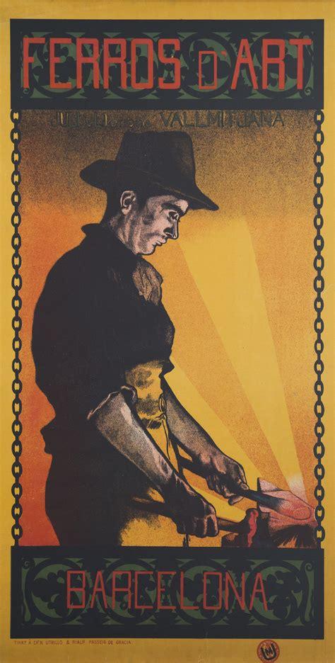 El Reial Cercle Artístic rinde homenaje a los carteles ...
