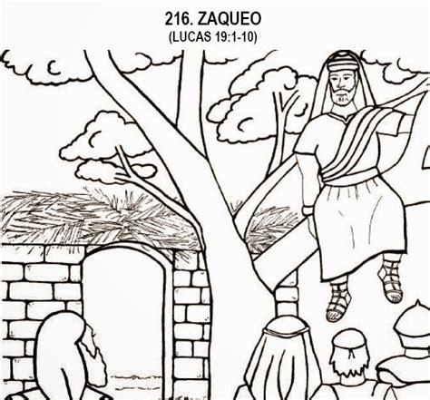 El Renuevo De Jehova: Zaqueo   Imagenes para colorear ...