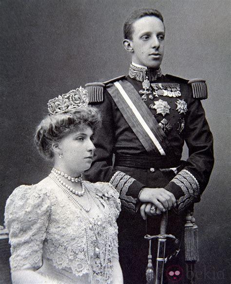 El Rey Alfonso XIII y la Reina Victoria Eugenia: Fotos en ...