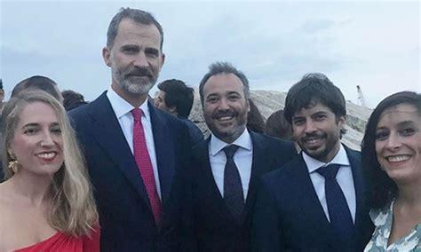 El Rey Felipe VI, sin Doña Letizia, asiste en Palma a la ...
