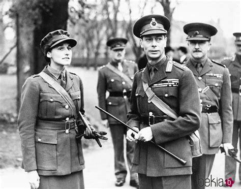 El Rey Jorge VI - La Familia Real Británica en imágenes ...