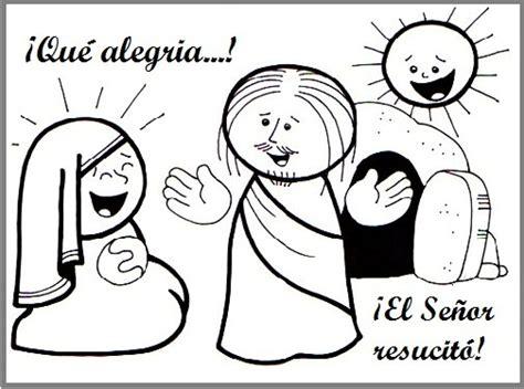 El Rincón de las Melli: TARJETA: Jesús resucitó