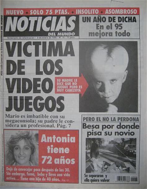 El Rincon Paranormal: Noticias del Mundo: El Diario mas ...