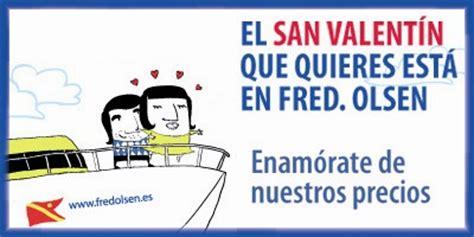El San Valentín que quieres está en Fred. Olsen