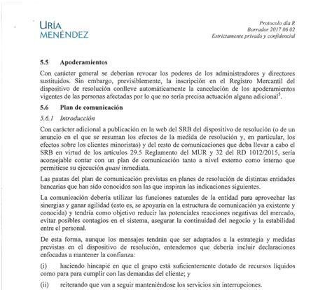El Santander diseñó el plan de comunicación del Popular ...