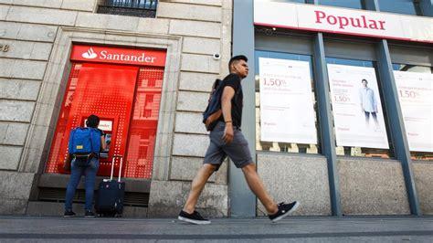 El Santander plantea un recorte de 1.500 empleos en sus ...