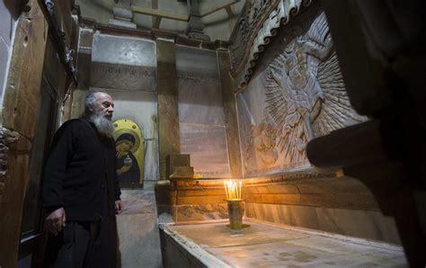 El Santo Sepulcro reabre sus puertas con un llamamiento al ...