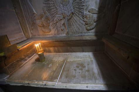 El Santo Sepulcro/Visita virtual /Apertura de la Tumba de ...