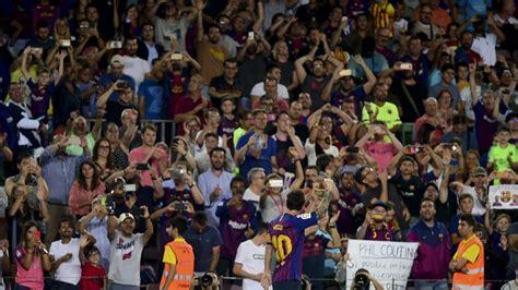 El Seient Lliure del Camp Nou, definido hasta final de ...