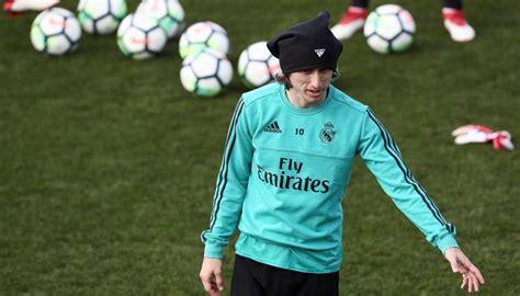 """El seleccionador croata, """"preocupado"""" por Modric"""