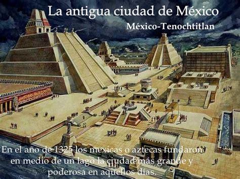 El señorío mexica