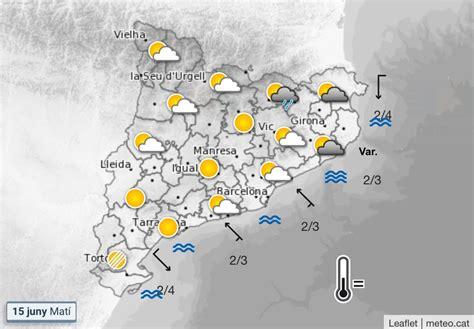 El Servicio Meteorológico de Cataluña reclama la ...