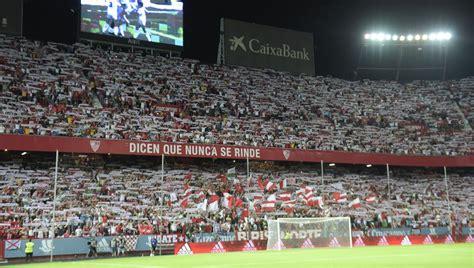 El Sevilla quiere la final de Copa de 2018