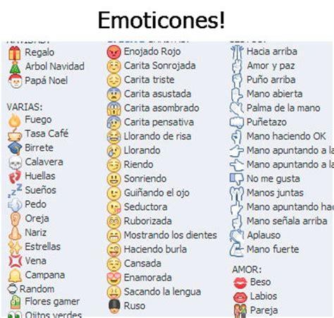 El significado de la mayoría de emoticones – info novedad