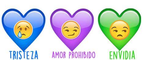 El Significado De Los Emojis De Corazones Database of Emoji