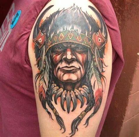 El significado de los tatuajes indios - | Tatuajes Logia ...