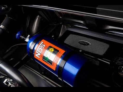 El sistema de oxido de nitrogeno en los automoviles, es ...
