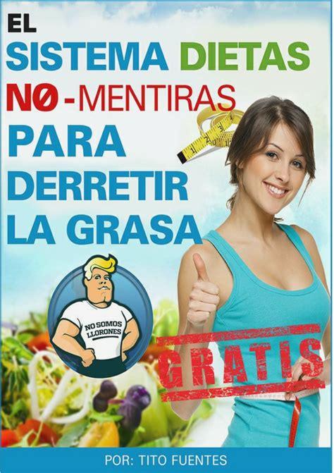 EL SISTEMA DIETAS NO MENTIRAS PDF GRATIS DESCARGAR ...