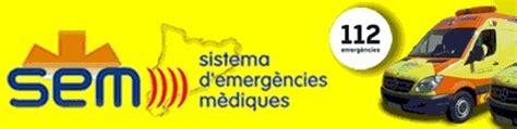 El Sistema d'Emergències Mèdiques  SEM  renova el seu web ...