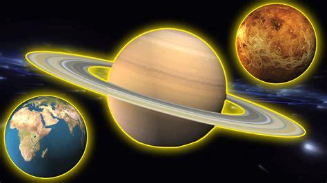 El Sistema Solar para Niños | aprender planetas canción en ...
