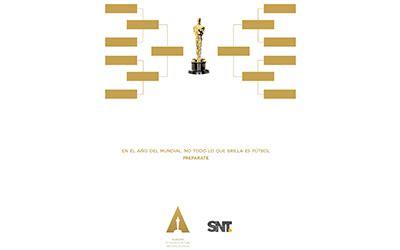 El SNT transmitirá nuevamente los Premios Oscar ...